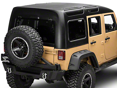 Smittybilt Safari Hard Top (07-18 Jeep Wrangler JK 4 Door)