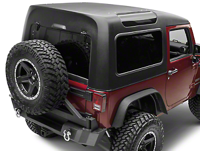 Smittybilt Safari Hard Top (07-18 Wrangler JK 2 Door)