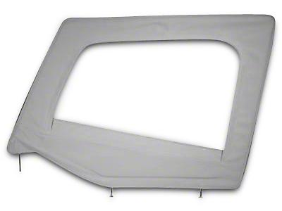 Smittybilt Door Skin w/ Frame - Gray Denim (87-95 Wrangler YJ)