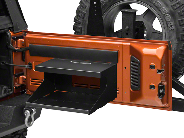 Rock-Slide Engineering Tailgate Table (07-18 Wrangler JK)