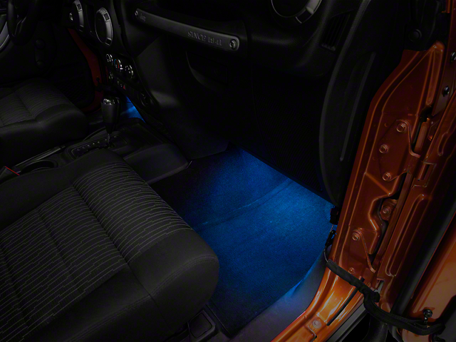 2003 Jeep Wrangler Interior Lights