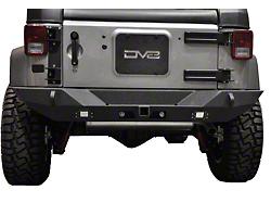 Teraflex Jeep Wrangler Rockguard Outback Rear Bumper