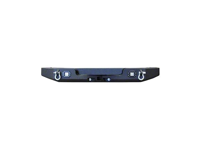 DV8 Off-Road RS-11 Rear Bumper (07-18 Jeep Wrangler JK)