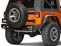 DV8 Off-Road RS-11 Rear Bumper (07-18 Jeep Wrangler JK)