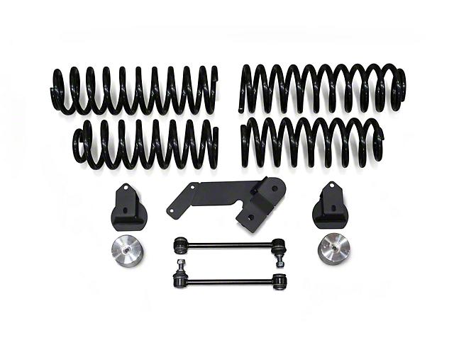 DV8 Off-Road Rocker Roller 2.50-Inch Lift Kit (07-18 Jeep Wrangler JK)