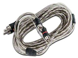JL Audio 2-Channel Core Audio Interconnect Cable - 18 ft. (87-19 Jeep Wrangler YJ, TJ, JK & JL)