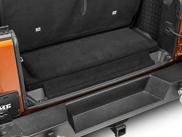 Jl Audio Jeep Wrangler Stealthbox Subwoofer W Cargo Area