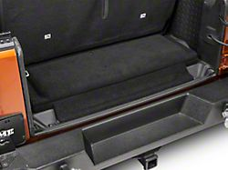 JL Audio Stealthbox Subwoofer w/ Cargo Area Enclosure (07-18 Jeep Wrangler JK 2 Door)