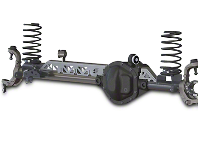 Synergy Front Axle Truss for Dana 44 Front Axles (07-18 Jeep Wrangler JK)