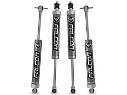 Teraflex Falcon Series 2.1 Monotube Front and Rear Shocks for 2.5-3 in. Lift (07-18 Jeep Wrangler JK 4 Door)