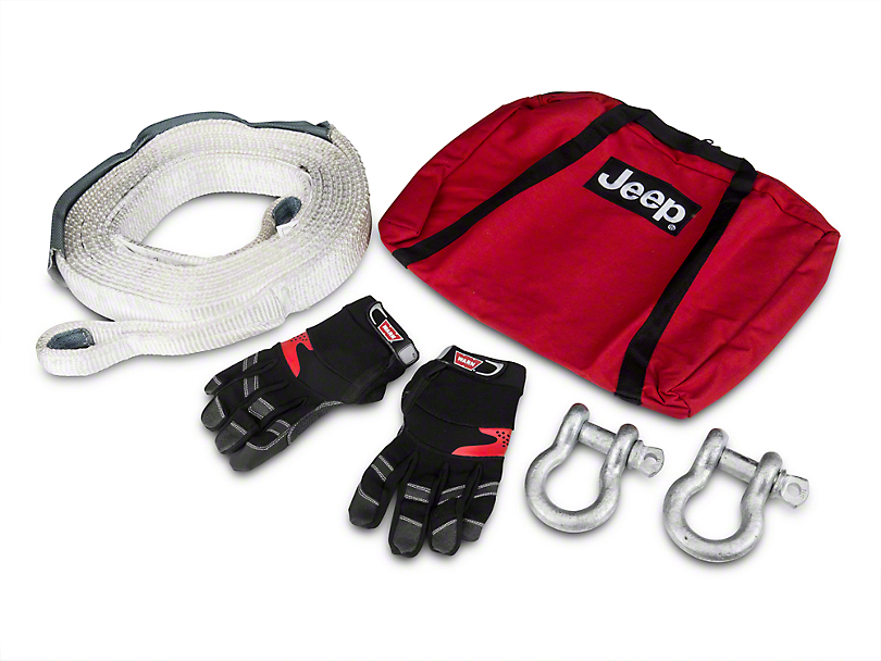 Mopar Trail Rated Accessory Kit