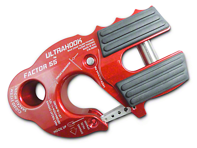 Factor 55 UltraHook - Red