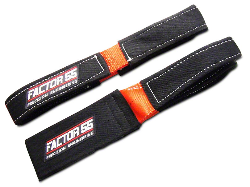 Factor 55 Shorty Strap II - 3 ft. x 2 in.