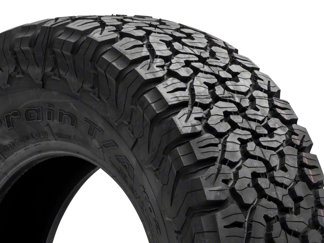 BF Goodrich All Terrain T/A KO2 Tire - 305/70R16