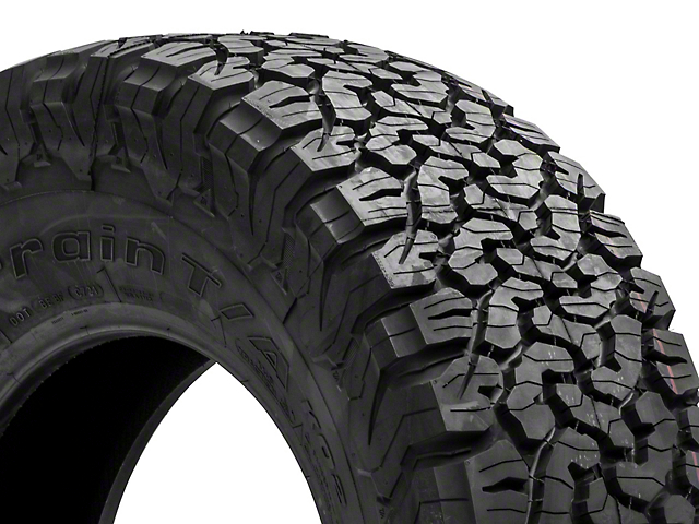 BF Goodrich All-Terrain T/A KO2 Tire (Available in Multiple Sizes)