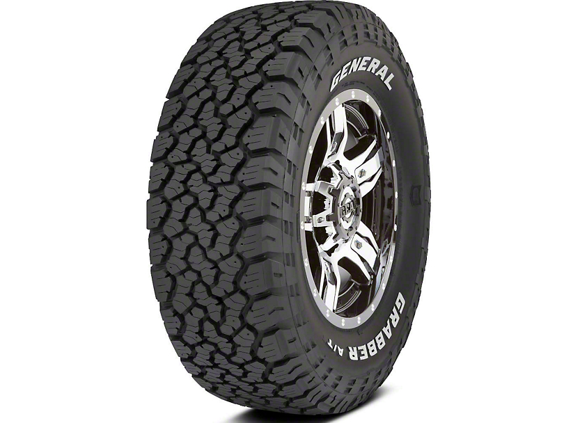 General GRABBER ATX Tire (Available in Multiple Sizes)