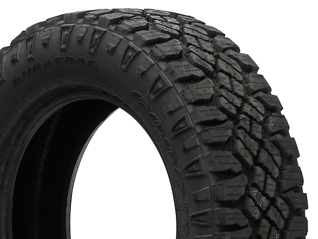 35 12 5 R17 >> Goodyear Jeep Wrangler Wrangler Duratrac Tire J107072 Available