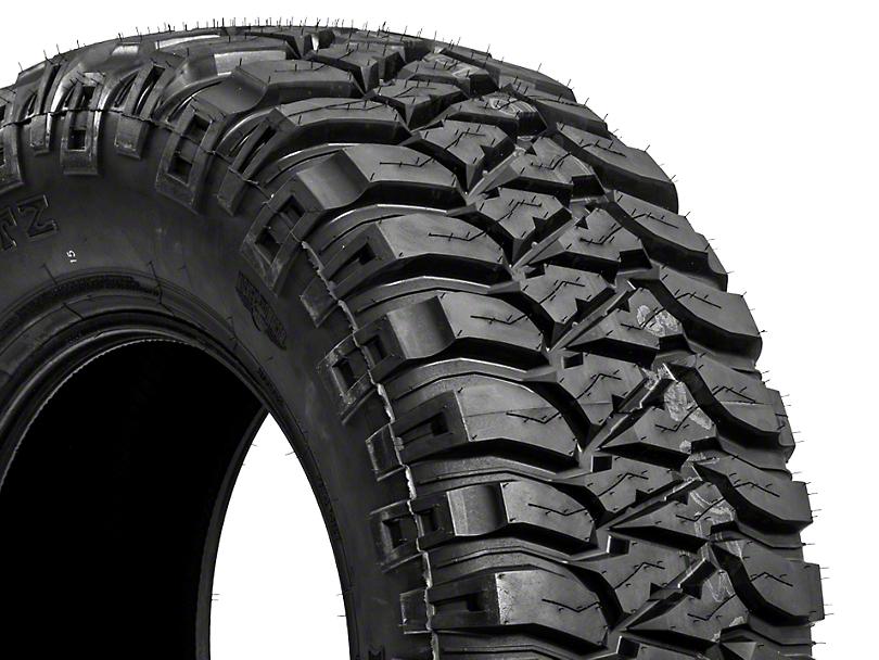 Mickey Thompson Baja MTZ Radial Tire (Available in Multiple Sizes)