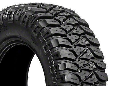 Mickey Thompson Baja MTZ Radial Tire (Available From 31 in. to 38 in. Diameters)
