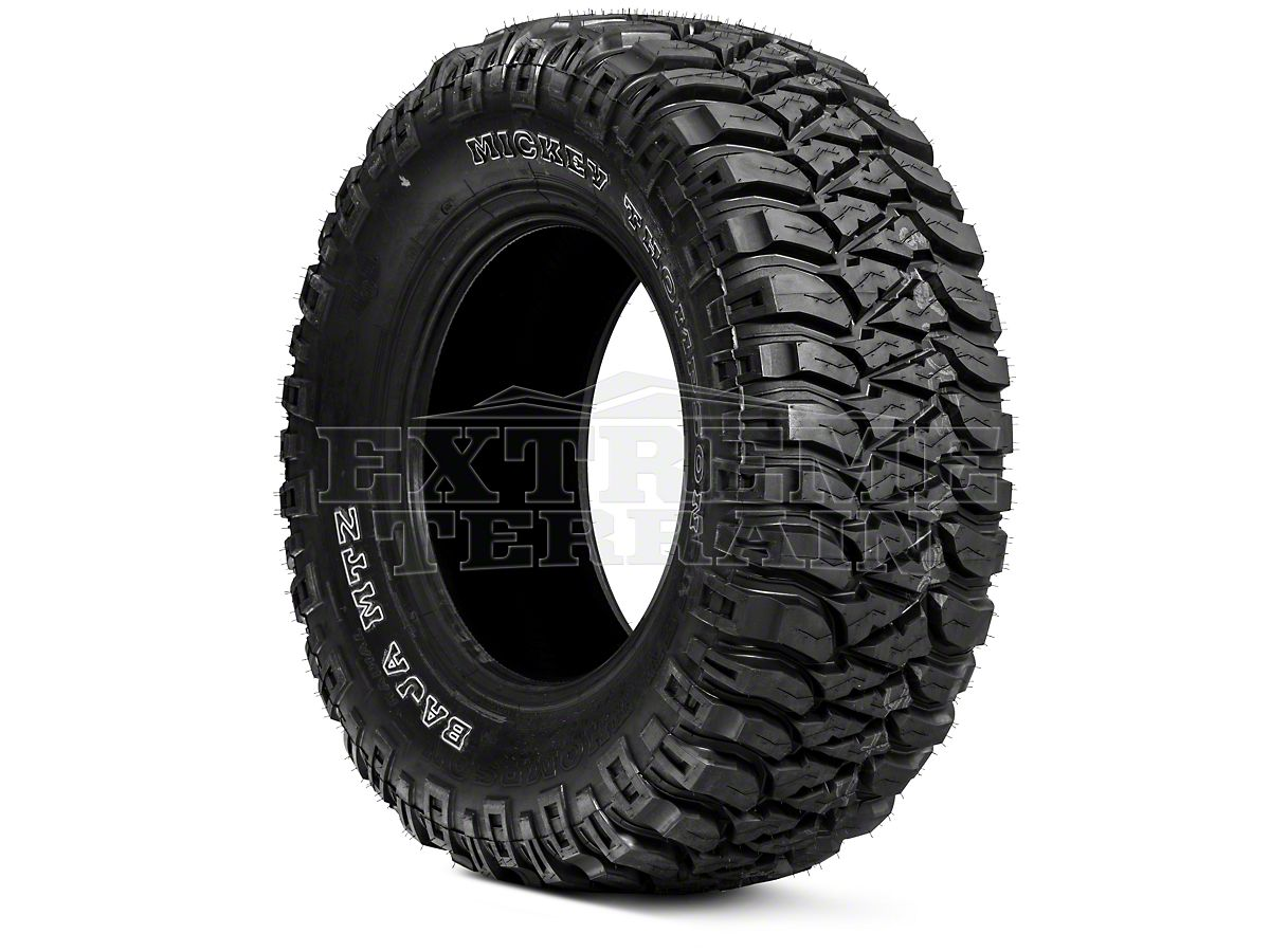 Mickey Thompson Baja MTZ Radial Tire (Available From 31 in  to 38 in   Diameters)