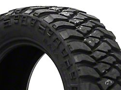 Mickey Thompson Baja MTZP3 Radial Tire w/OWL, - LT315/75R16