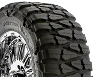 NITTO Mud Grappler Tire (Available From 32 in. to 40 in. Diameters)