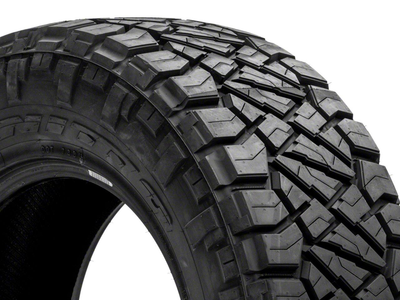 NITTO Ridge Grappler Tire - 35x12.50R18