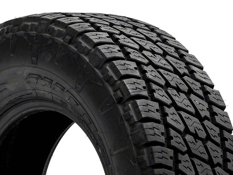 35 12 5 R17 >> Nitto Jeep Wrangler Terra Grappler G2 Tire J107081 Available From