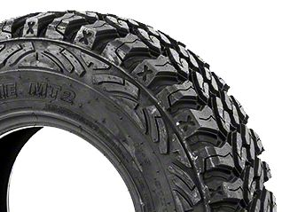 Pro Comp Tires Radial XTreme M/T II - 33x12.50R15