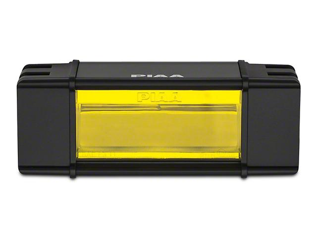PIAA RF Series 6 in. Yellow LED Light Bar - Fog Beam