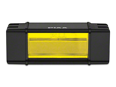 PIAA RF Series 6 in. Yellow LED Light Bar - Fog Beam