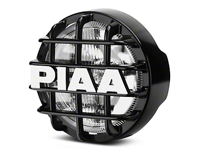PIAA 510 Series 4 in. Round ATP Halogen Light (87-18 Wrangler YJ, TJ, JK & JL)
