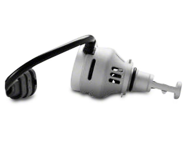 Lifetime LED Single Beam Fog Light LED Bulb; H10 (07-09 Jeep Wrangler JK)