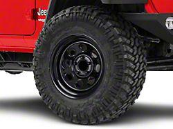 Pro Comp Wheels Series 97 Rock Crawler Gloss Black Wheel; 17x9 (18-20 Jeep Wrangler JL)