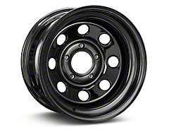 Pro Comp Wrangler Bp Series 52 Steel Black Wheel 15x8 52