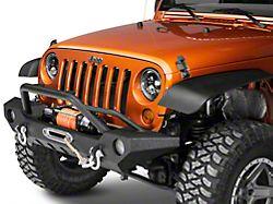 Barricade Adventure HD Front Bumper (07-18 Jeep Wrangler JK)