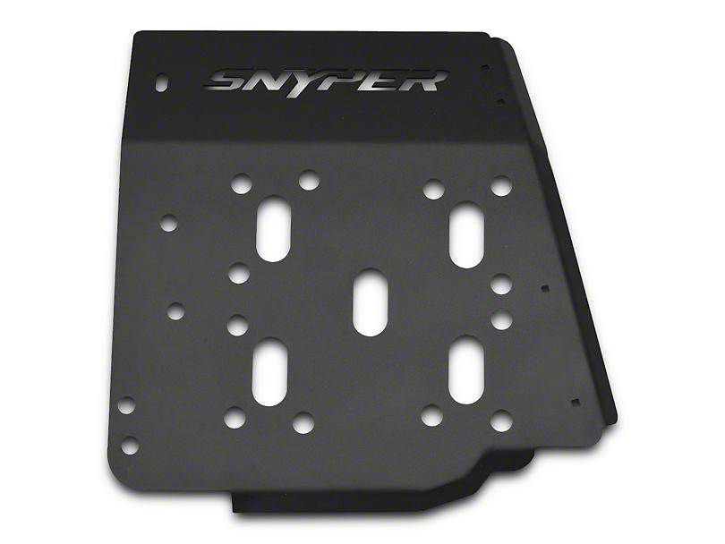 Snyper Transfer Case Skid Plate (07-18 Jeep Wrangler JK)