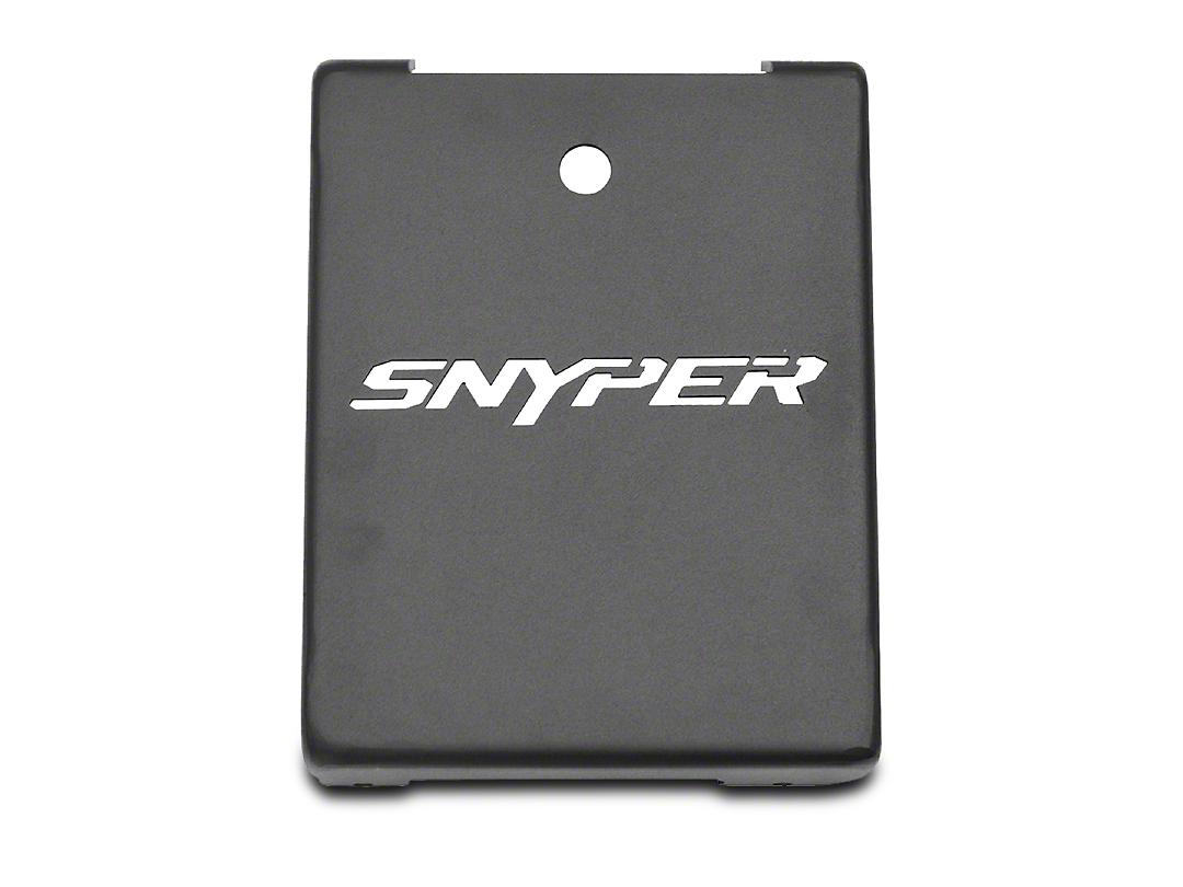 Snyper Evap Canister Skid Plate (12-18 Jeep Wrangler JK)