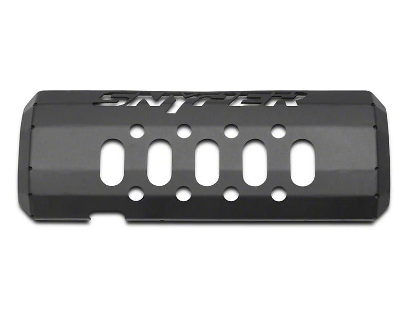 Snyper Muffler Skid Plate (07-18 Jeep Wrangler JK)