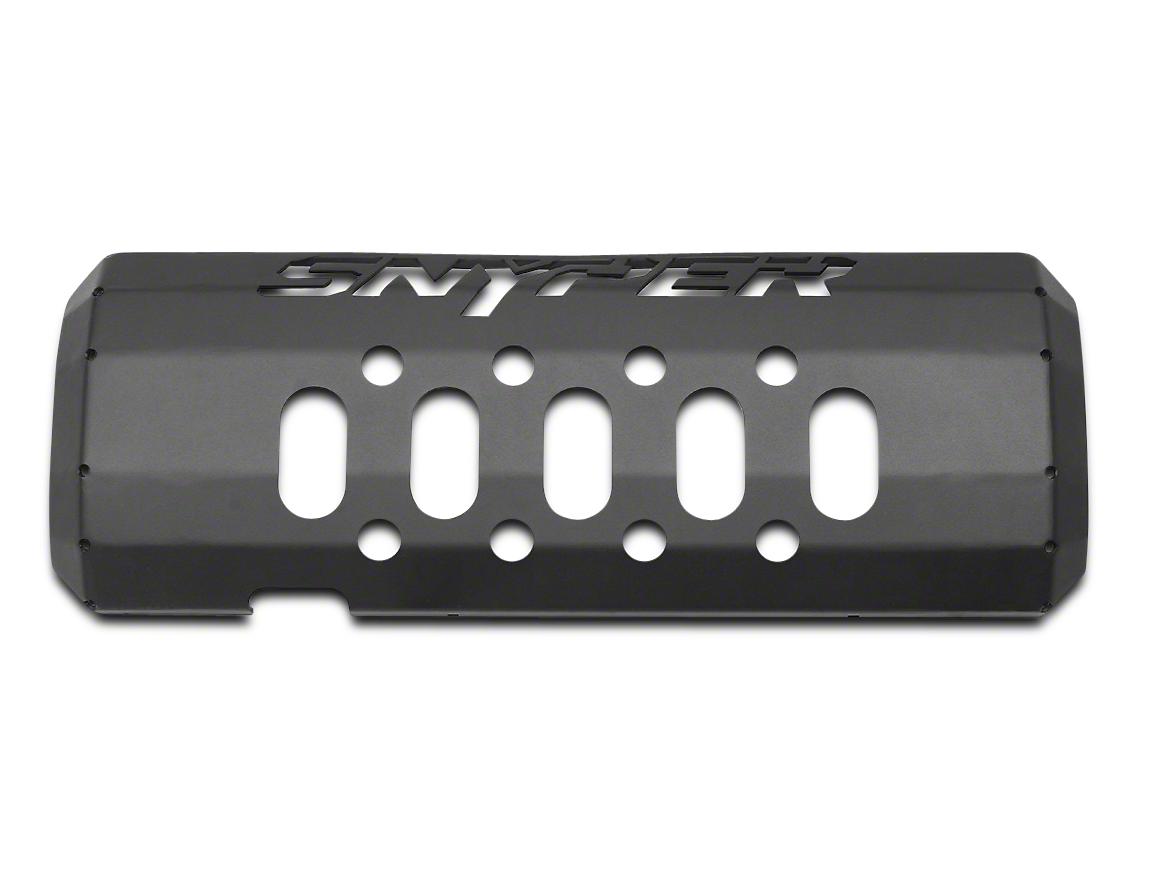 Snyper Muffler Skid Plate (07-18 Wrangler JK)