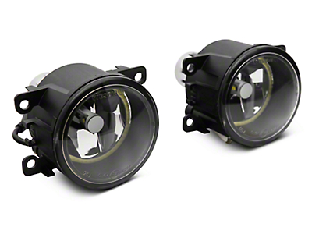 Delta 3088 Series 3.5 in. LED Fog Lights w/ Halos (07-18 Jeep Wrangler JK)