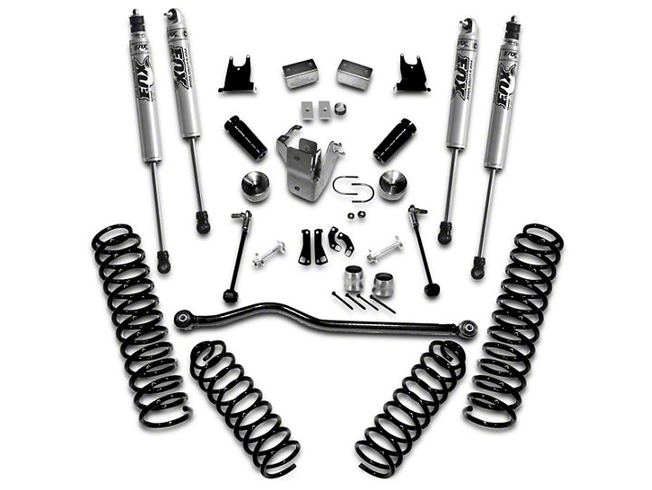 How to Install SuperLift 4 in. Suspension Lift Kit w
