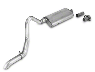 Pypes Street Pro Cat-Back Exhaust (97-06 Jeep Wrangler TJ)
