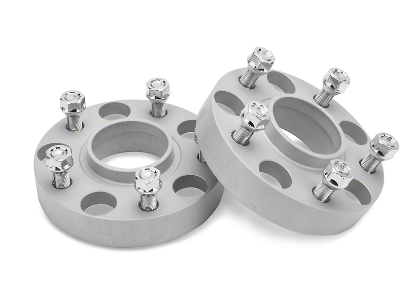 Eibach 30mm Pro-Spacer Hubcentric Wheel Spacers (07-18 Jeep Wrangler JK)