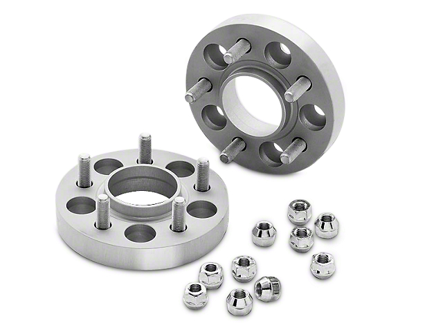 Eibach 30mm Pro-Spacer Hubcentric Wheel Spacers (97-06 Jeep Wrangler TJ)