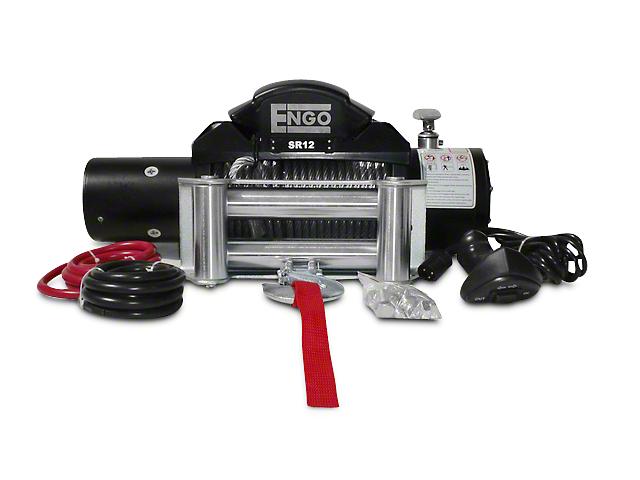 Engo SR Series 12,000 lb. Winch