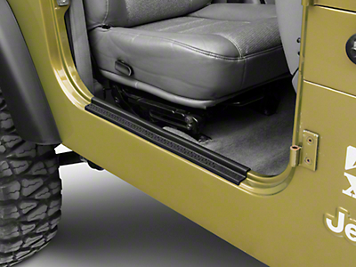 Rugged Ridge All Terrain Entry Guard Kit (97-06 Wrangler TJ)