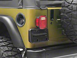 License Plate Bracket (97-06 Jeep Wrangler TJ)