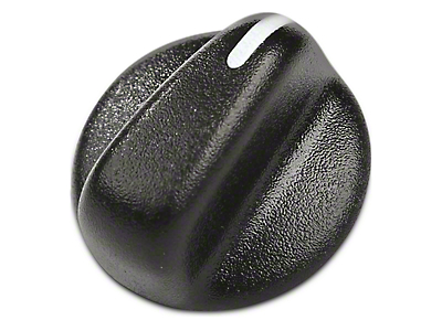 Omix-ADA Replacement Fan Switch Knob (97-98 Jeep Wrangler TJ)