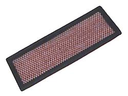 OE Style Replacement Air Filter (87-95 2.5L or 4.0L Jeep Wrangler YJ)